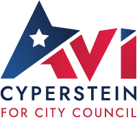 Cyperstein for City Council
